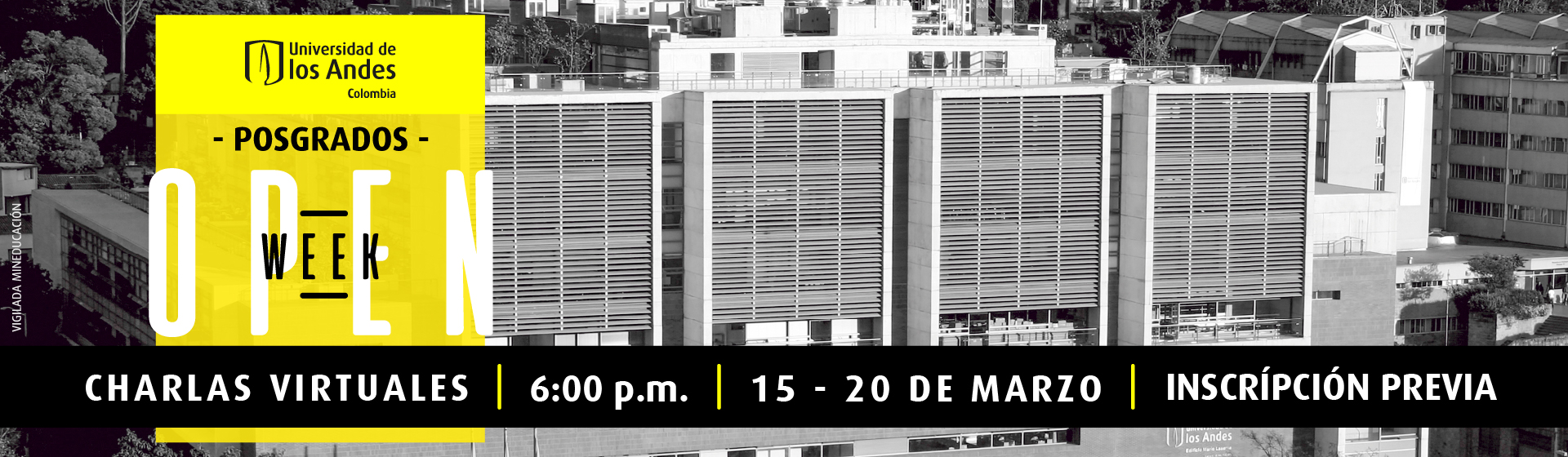 Open Week | Posgrados Universidad de los Andes ingeniería química alimentos