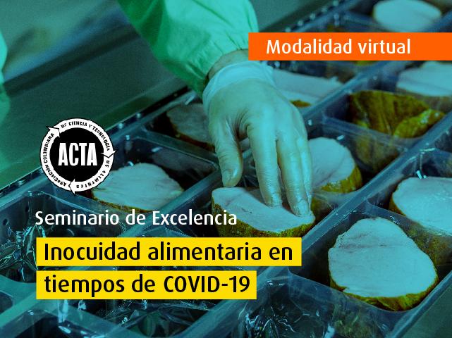 seminario virtual excelencia innocuidad alimentaria en tiempos de covid 19 ingenieria quimica alimentos uniandes