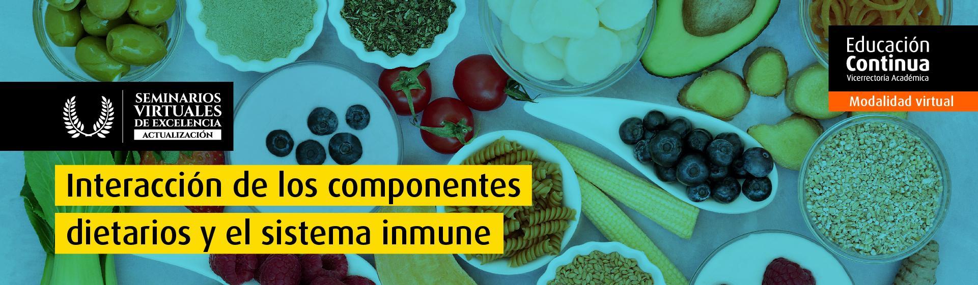 seminario virtual excelencia componentes dietarios ingenieria quimica alimentos uniandes