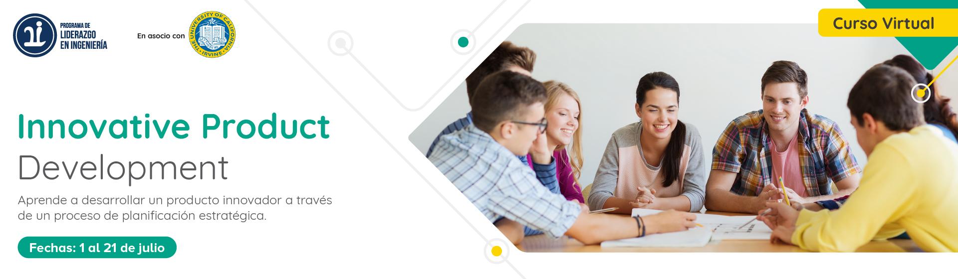 Si eres estudiante de Ingeniería de pregrado o posgrado, podrás homologar este curso como CLE o electiva y además recibirás certificado internacional otorgado por la división de Educación Continua de UC Irvine.