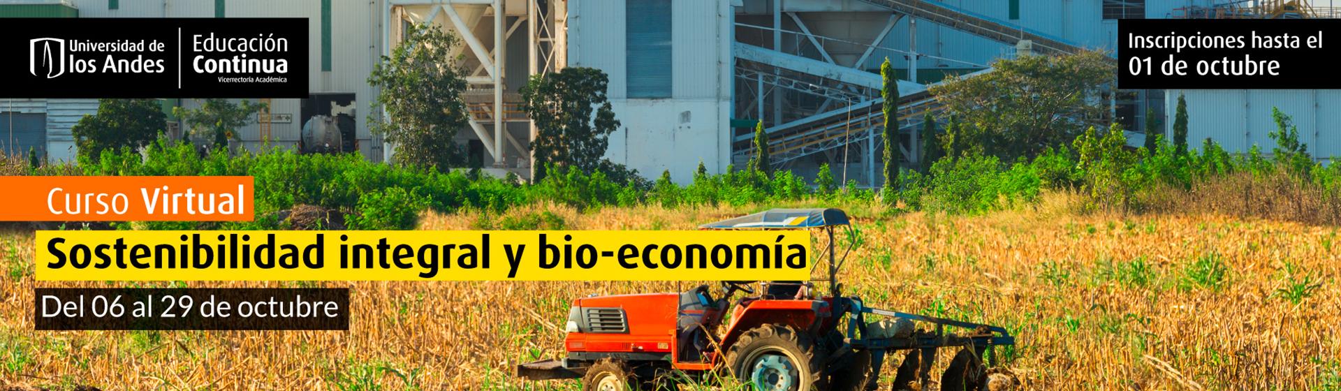 curso virtual sostenibilidad integran bio economia educacion continua ingenieria quimica alimentos uniandes