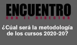 encuentro director metodología semestre 2020-20 ingeniería química alimentos uniandes
