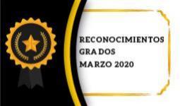 Reconocimientos grados Ingeniería Química, Marzo 2020 | Uniandes